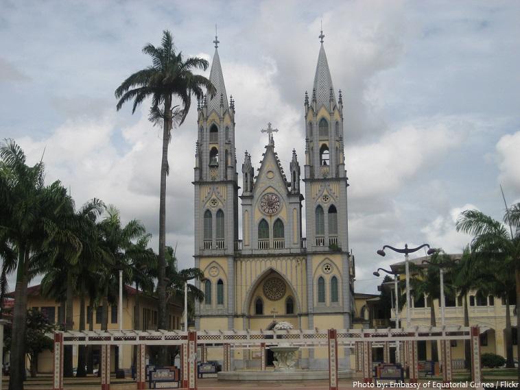 st elizabeths cathedral malabo