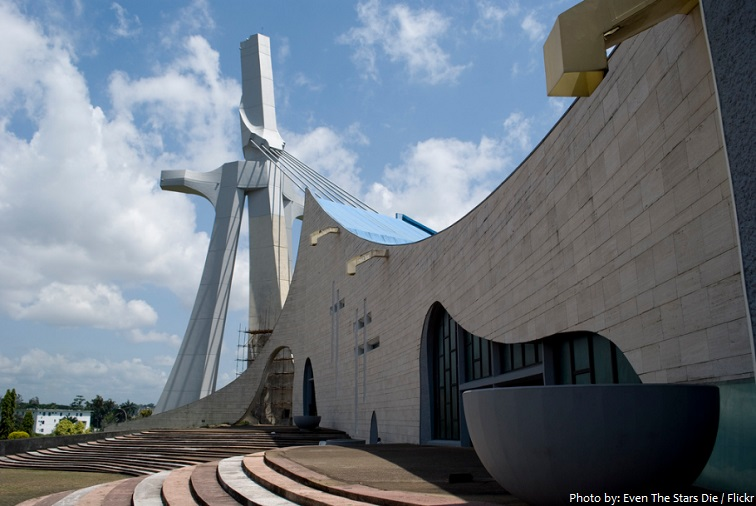 st paul's cathedral abidjan