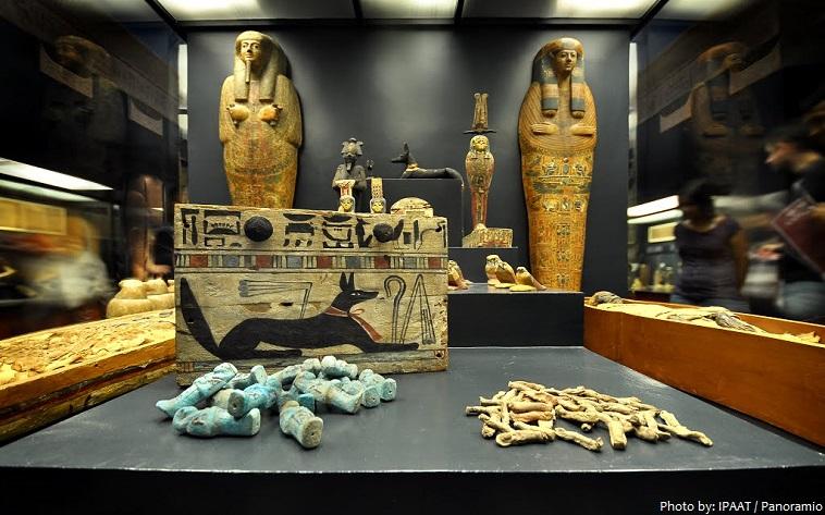 vatican museums gregorian egyptian museum
