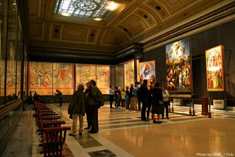 vatican museums pinacoteca