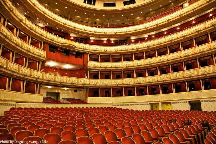 vienna state opera auditorium