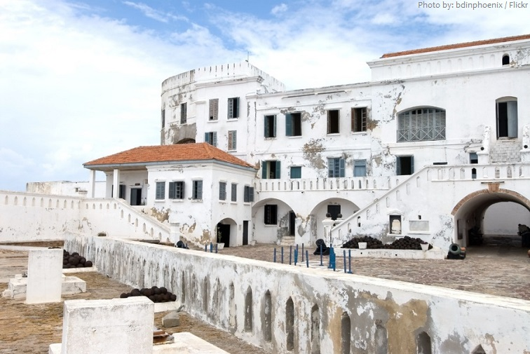 cape coastc castle