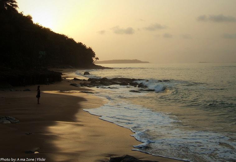guinea beach