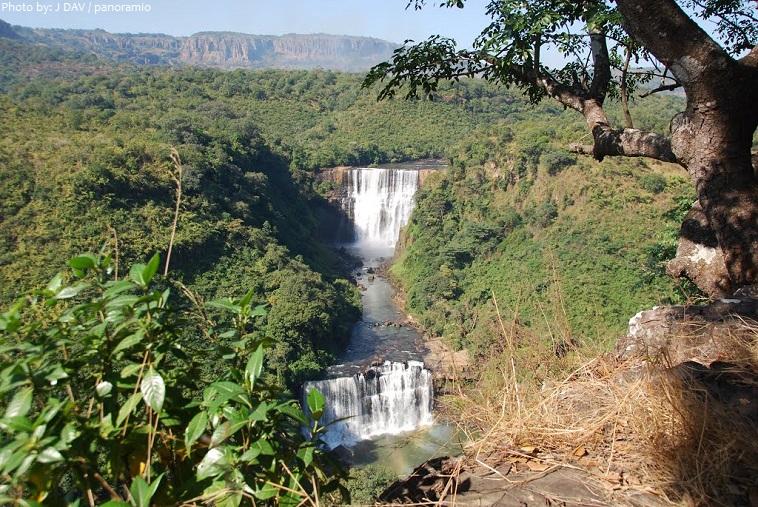 kambadaga falls