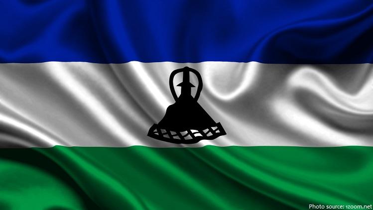 lesoto flag