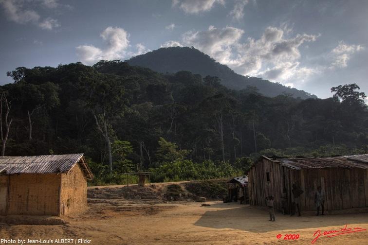 mont iboundji