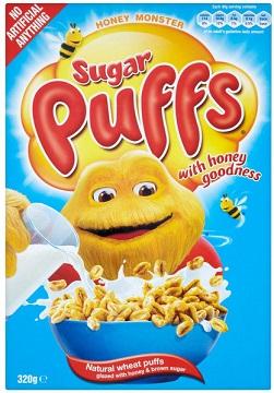sugar-puffs