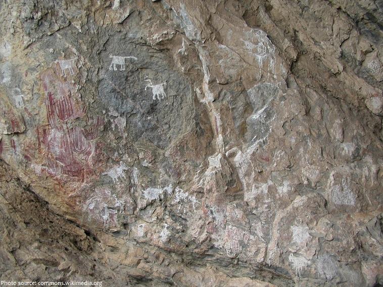 chongoni rock art area