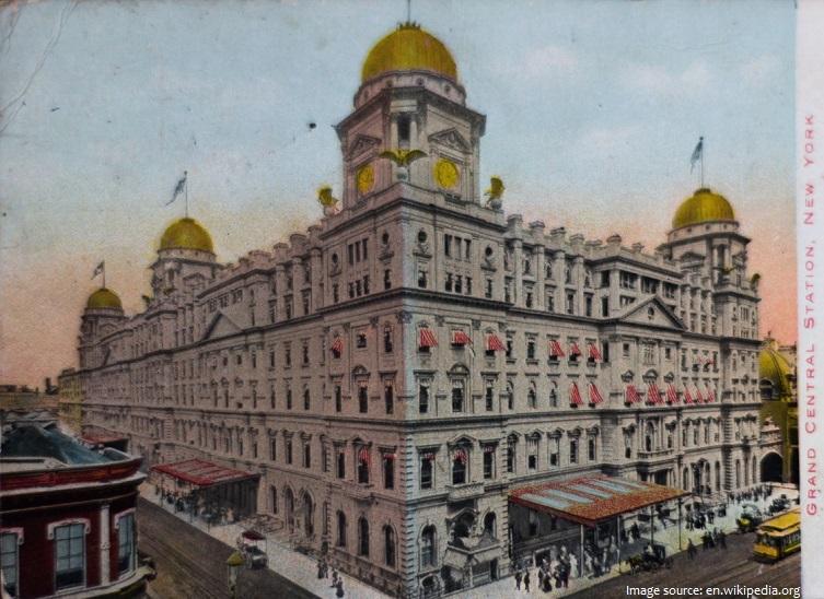 grand central station 1902