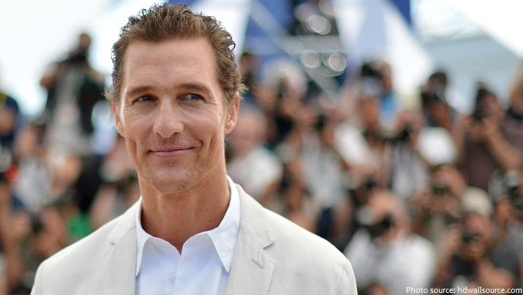 Interesting facts about Matthew McConaughey | Just Fun Facts