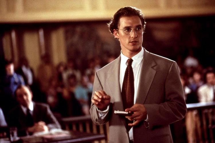matthew mcconaughey a time to kill