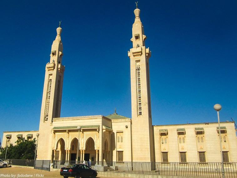 mosque saudique