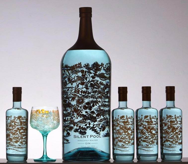 silent pool gin 9 liter