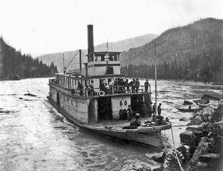 snake river steamboat