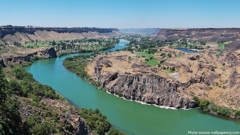 Image result for Snake River