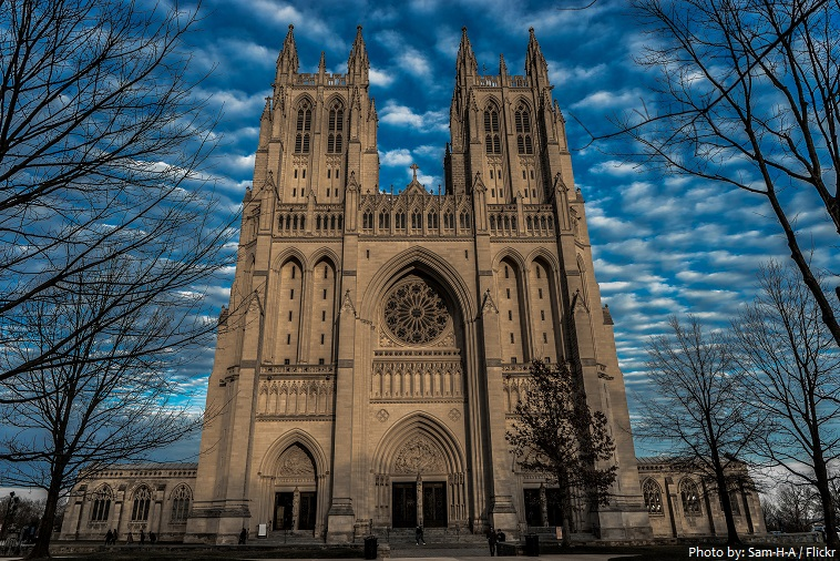 interesting facts about the washington national cathedral just fun