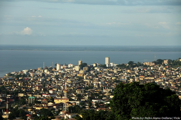 Sierra Leone S Terrain Consists Of Coastal Belt Mangrove Swamps Wooded Hill Country Upland Plateau And Mountains In East