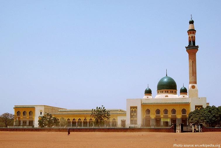 niamey mosque