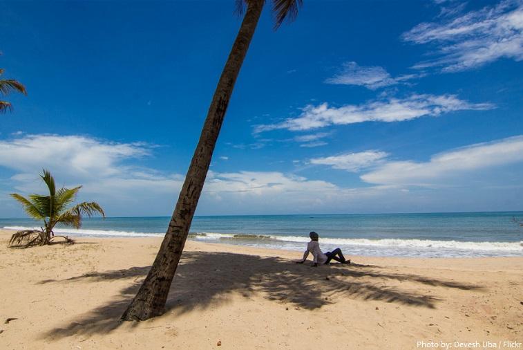 nigeria beach