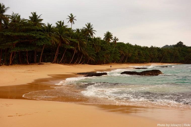 praia jalé