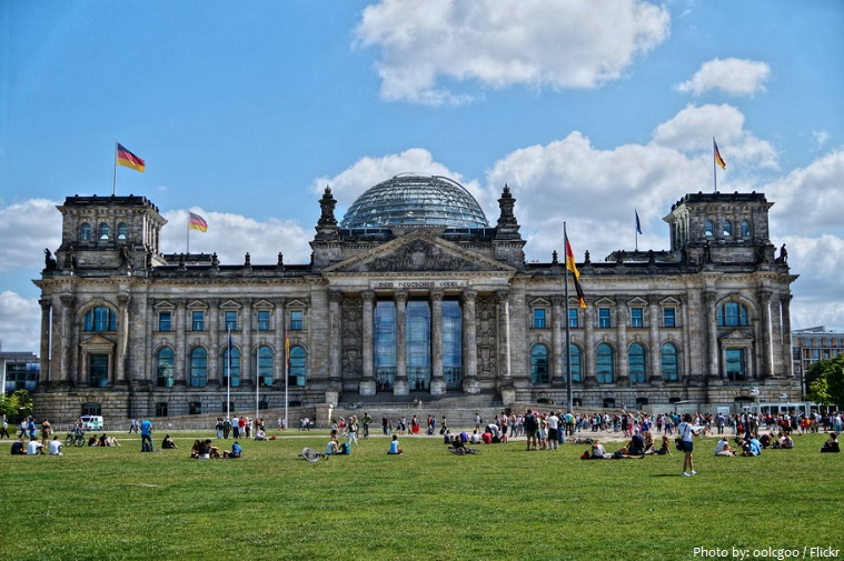 Interesting facts about the Reichstag building | Just Fun ...