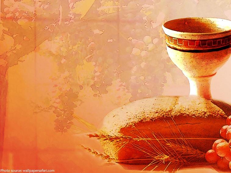 sacramental bread