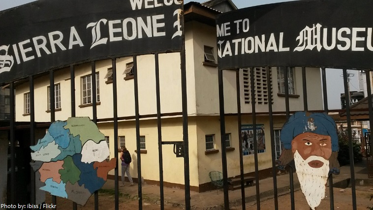 sierra leone national museum
