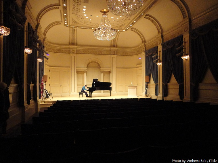 carnegie hall weill recital hall