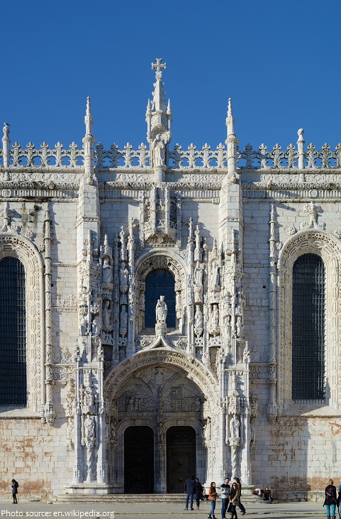 jerónimos monastery south portal