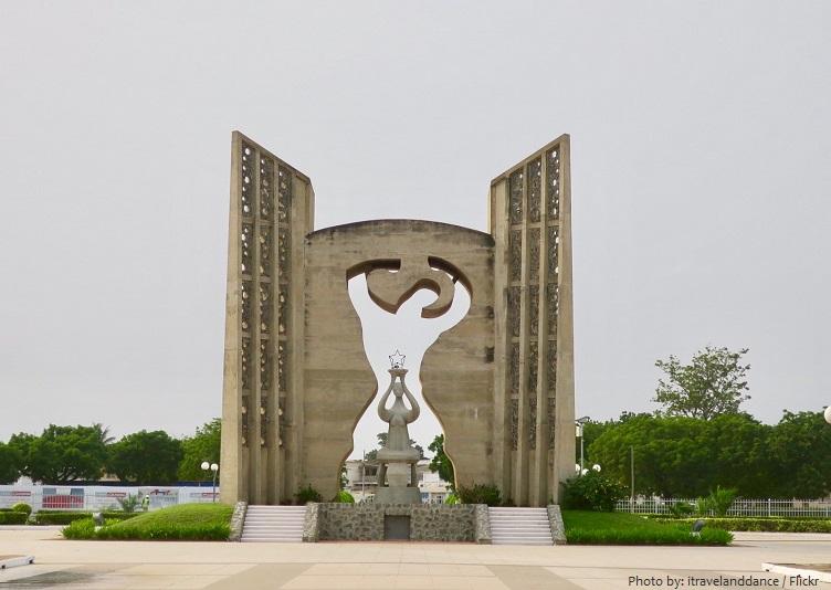 monument de lindependance