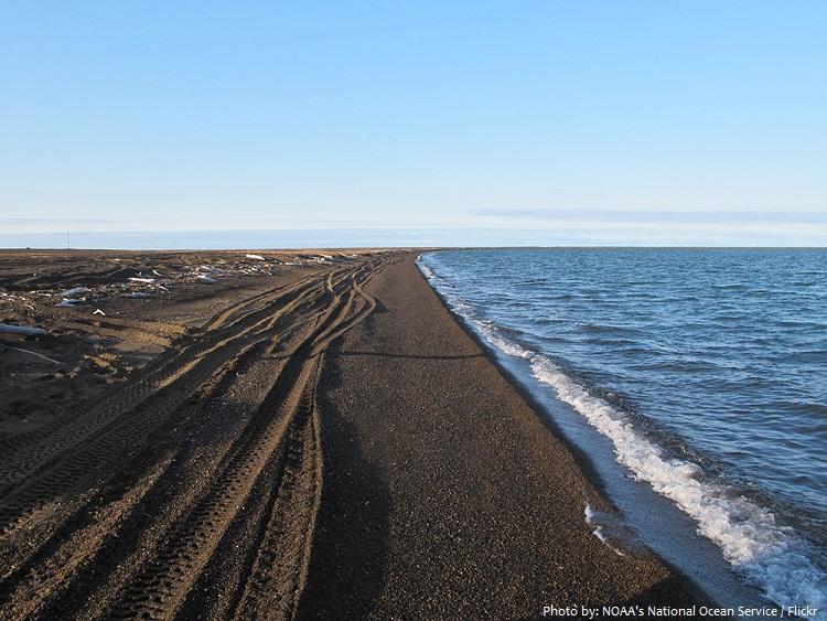 alaskan coastline