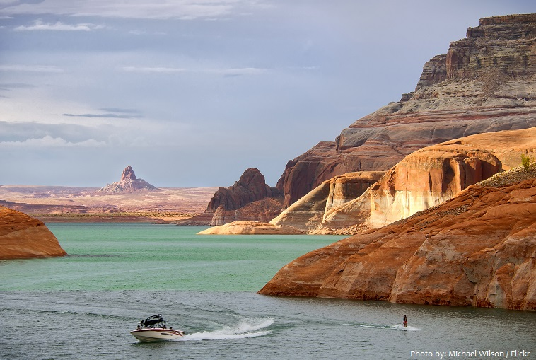 Interesting facts about lake powell just fun facts for Lake powell florida fishing
