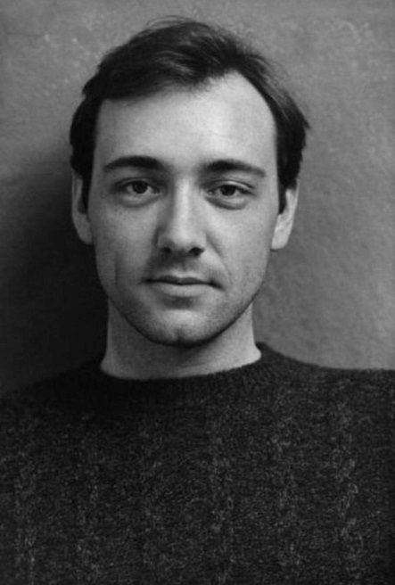 kevin spacey young