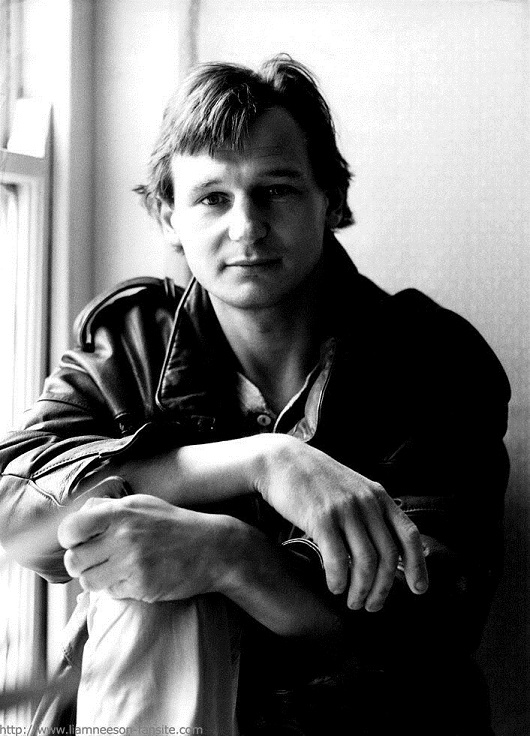 liam neeson young