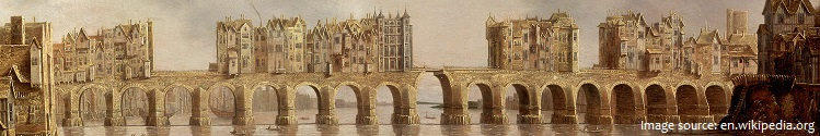 london bridge medieval