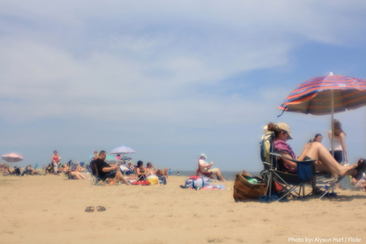 beach delaware
