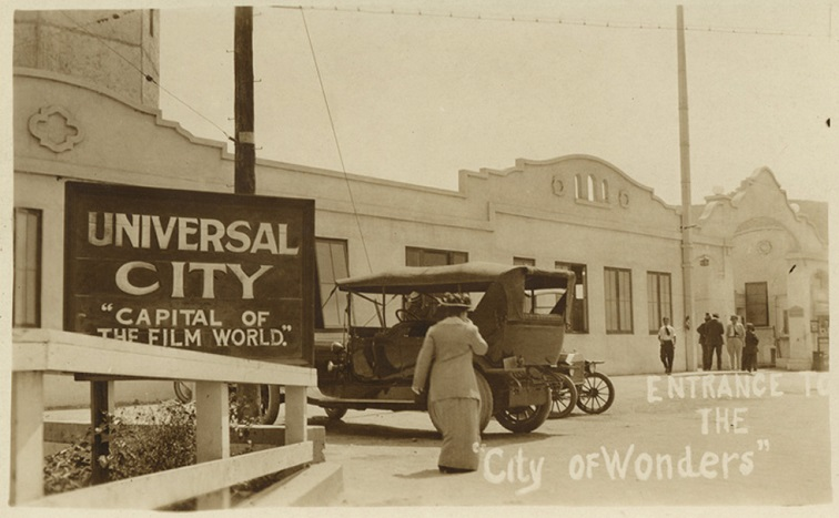 universal studios hollywood history