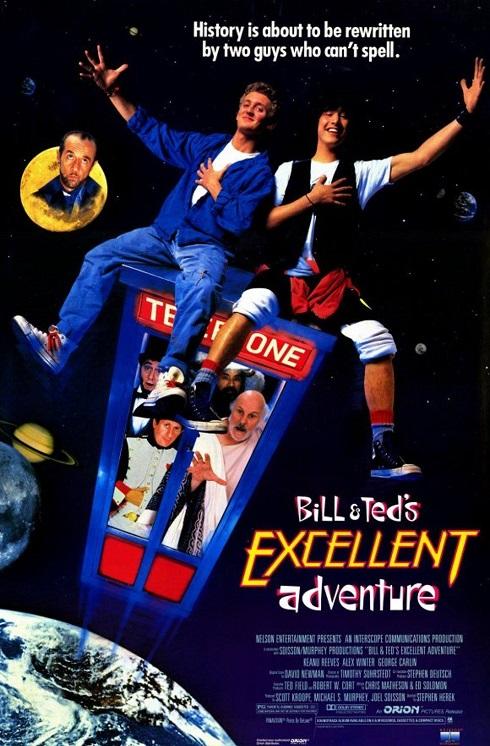 bill & teds excellent adventure