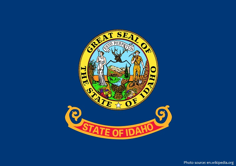 idaho flag