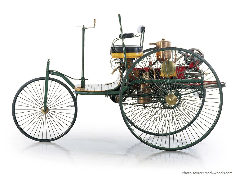 The 1901 Mercedes Designed By Wilhelm Maybach For Daimler Motoren Geschaft Deserves Credit Being First Modern Motorcar In All Essentials