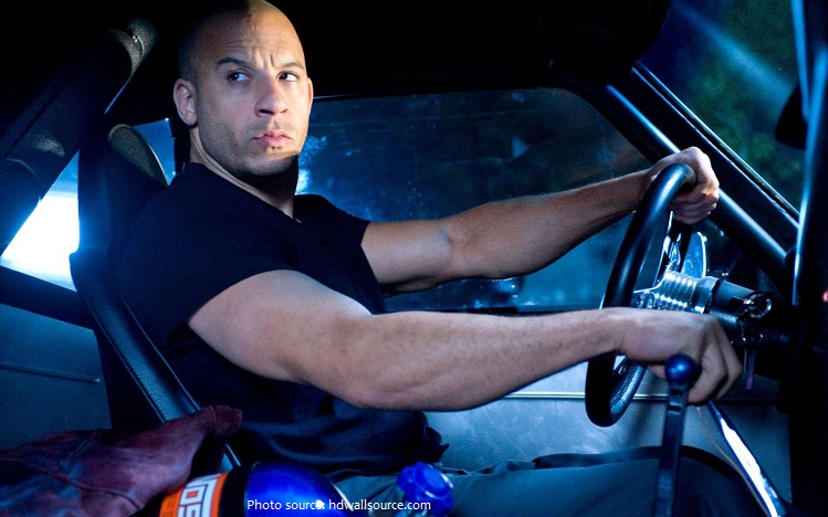 vin diesel fast and the furious