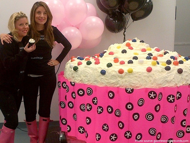 worlds largest cupcake