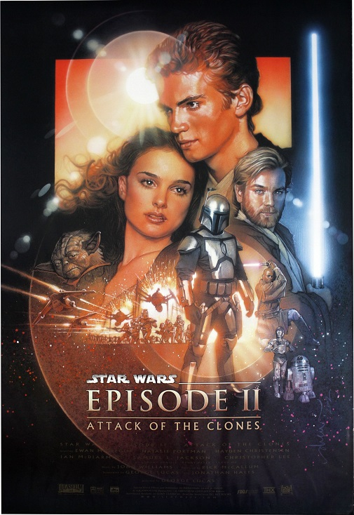 star wars: episode II - attack of-the clones