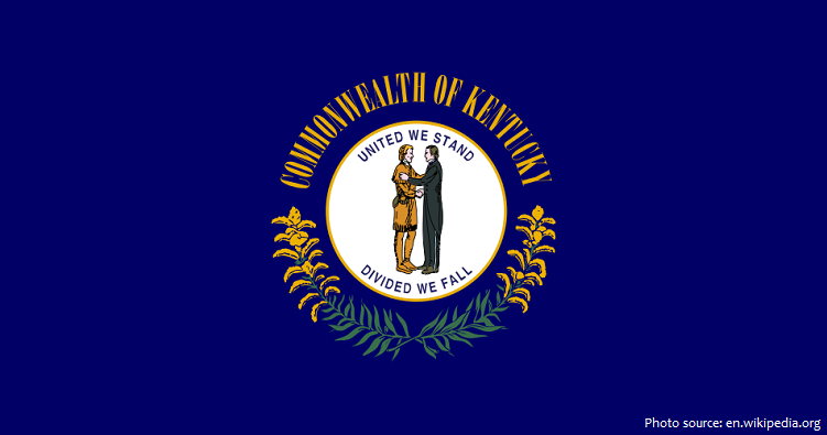 flag of kentucky