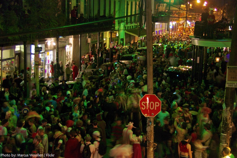 frenchman street