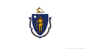 flag of massachusetts