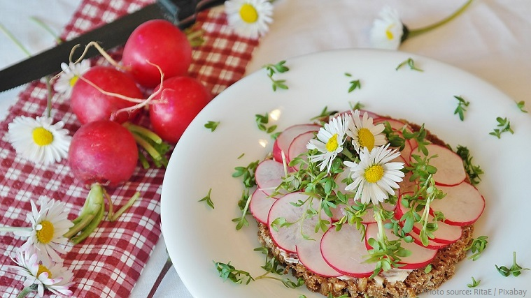 radishes food