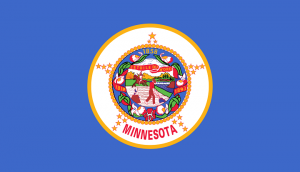 flag of minnesota
