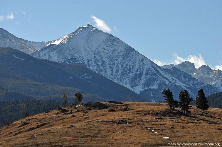 granite peak montana