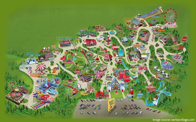 new hampshire theme park